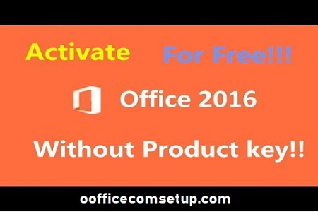 How to Activate Microsoft Office 2016 without Product Key Free 2021